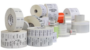 Zebra and HP Printing Supplies