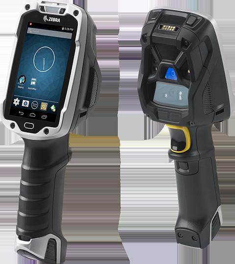 Zebra Handheld TC8300