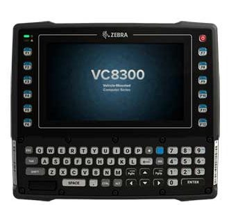VC8300 Zebra Vehicle Mount Mobile Computers