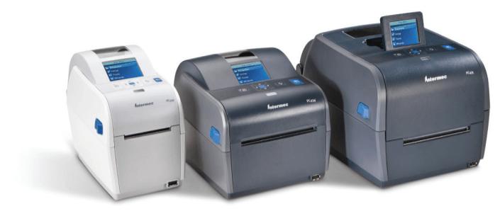 PC43t-PC43d-PC23d Honeywell Desktop Printers