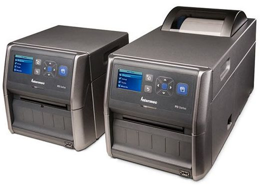 PD43 andPD43c Honeywell Industrial Printers
