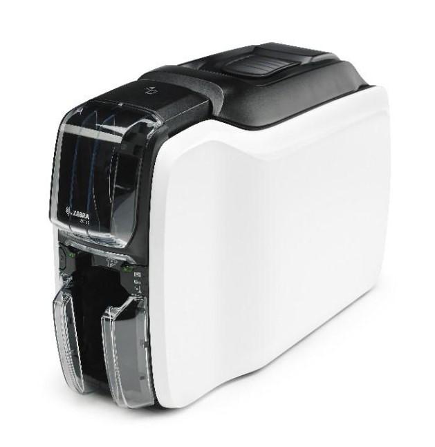 ZC100 Zebra Card Printers