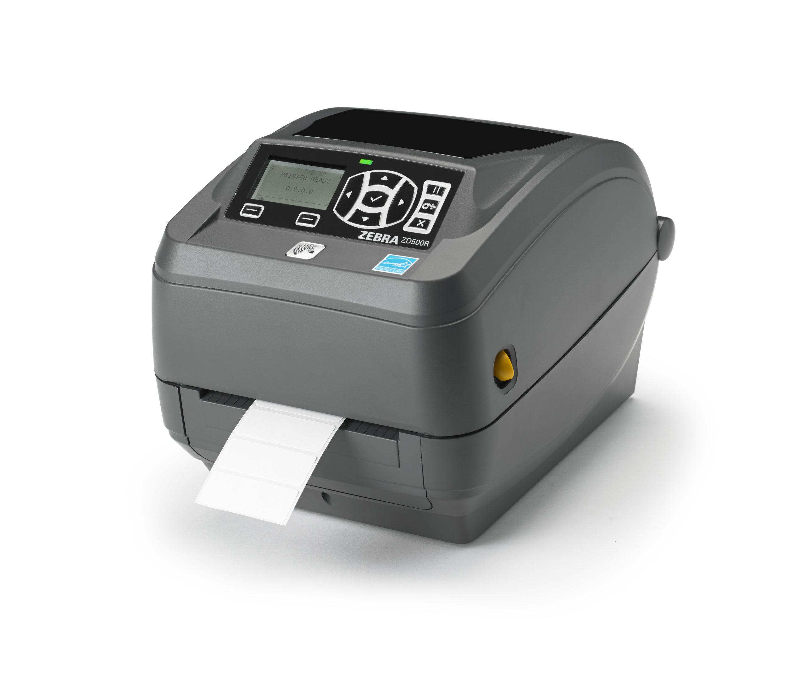 ZD500R Zebra RFID Printers