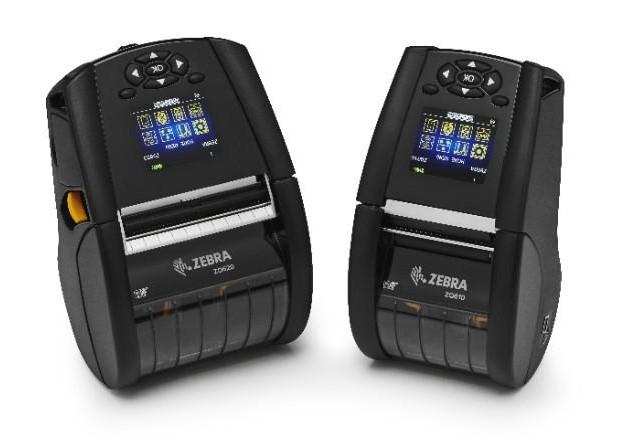 ZQ600 Series Zebra Mobile Printers